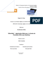 Informatique applique a la gestion