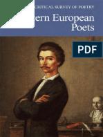 Eastern European Poets