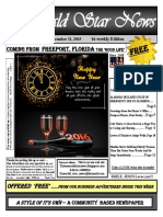 The Emerald Star News - December 31, 2015 Edition