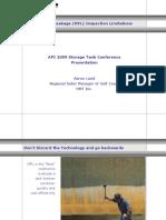 Magnetic Flux Leakage MFL Inspection Limitations