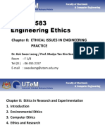 Chapter 8 Ethical Issues in Engineering Practises