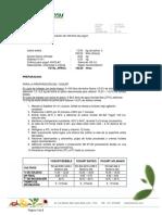 PT RC 5850 Receta Yogurtyu