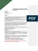 Interoperability Between ISO-IEC Standardization and ANSI-IsA V