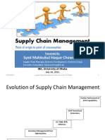 Supply Chain EMBA IBA July 10, 2015