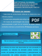 Métodos de Ensino_AulaEstágioIII