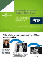 IEEE Boston Markets