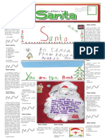 Letters to Santa 2015