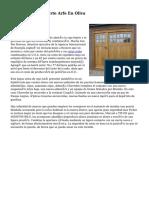 Abrir Una Caja Fuerte Arfe En Oliva