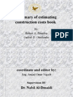 Estimating Construction Cost by Purefoy