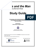 Arms and the Man Study Guide