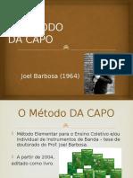 o Método Da Capo