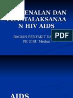 Pengenalan HIV AIDS 2015