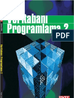 Veri Tabani Programlama II