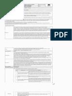 Auditoria Planeación Mayo 2015
