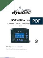 Gsc400 Series