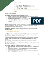 230393012 Gestion Des Ressources Humaines