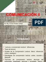 Comunicación II Temario III