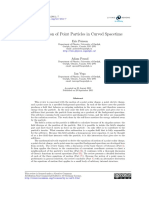 Motion Of Particle In Curved Spacetime.pdf