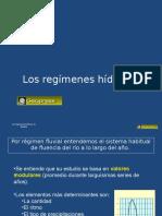 Regimenes Hidricos 2010 11