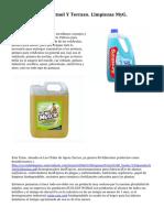 Weblog Suelos Marmol Y Terrazo. Limpiezas MyG.