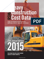 Heavy Construction Data-2015