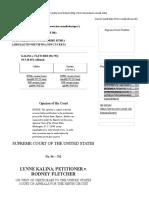Kalina v. Fletcher, 93 F.3d 653, Affirmed