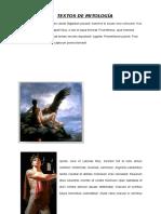 Textos de Mitología