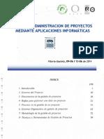 Teoria gestion y Administracion de Proyectos