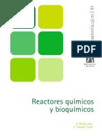 reactores químicos