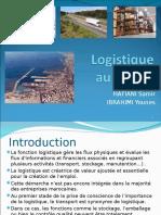 Maroc logistique 5IAII