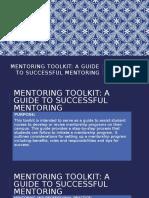 mentoring toolkit-website