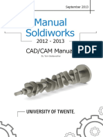 Manual Solidwork 2012-2013