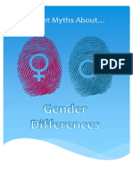 Eight Myths About Gender Differences