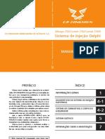 Manual Serviã‡o Injeã‡Ãƒo Delphi (250 Cc)[1]