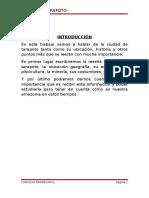 Monografia de Finanzas