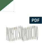 Proyecto Socio Productivo