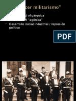 Peru de Los Años 30 y en La II GM