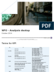 NPO Analysis Desktop Oct 2014