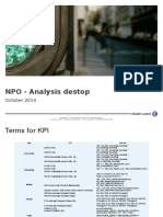 NPO Analysis Desktop Oct 2014