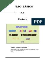 Curso Básico de Fortran