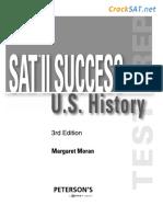 Peterson's SAT II U.S. History