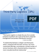 Third Party Logistics - Class4
