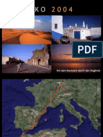 Diashow Marokko