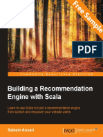 Building a Recommendation Engine with Scala - Sample Chapter