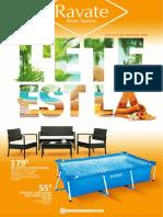 """Catalogue """"L'Été est là"""""""