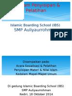 Sosialisasi dan Pelatihan Penyispan Nilai Islam (Mustofa).ppt