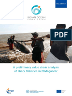 A preliminary value chain analysis of shark fisheries in Madagascar