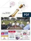De Krant Van Gouda, 31 December 2015