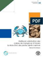 Manuel Technique Valorisation Du Crabe Version Française LD