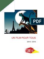 Dossier Un Film Pour Tous ciné 32
